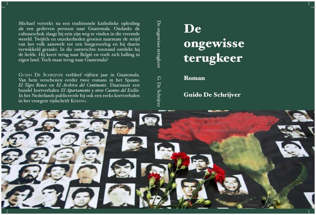 Boek van Guido De Schrijver